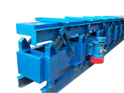 SCG系列耐高温水平振动输送机